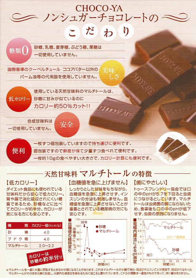 チョコレート を 食べ 過ぎる と